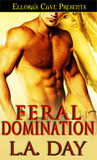 Feral Domination (Faldron Shifters, #1)