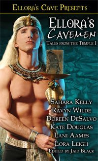 Ellora's Cavemen Tales from the Temple I (Tales From the Temple #1)