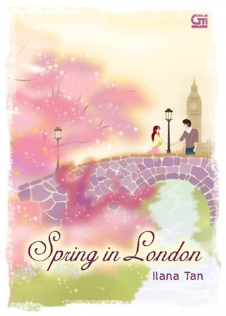 Spring in London by Ilana Tan