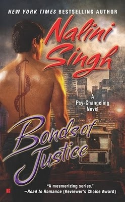 Bonds of Justice by Nalini Singh