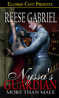 Nyssa's Guardian by Reese Gabriel