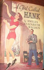 A Girl Called Hank by Amelia Elizabeth Walden