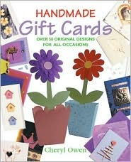 Handmade Gift Cards by Cheryl Owen