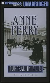 Funeral in Blue by Anne Perry