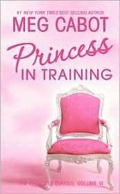 Princess in Training by Meg Cabot