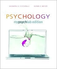 Psychology Mypsychlab Edition + Mypsychlab Pegasus + E Book Student Access Code Card
