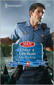 Once a Lawman by Lisa Childs