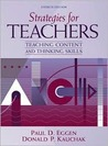 Strategies for Teachers: Teaching Content and Critical Thinking