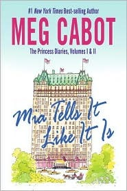 Mia Tells It Like It Is by Meg Cabot