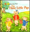 The Three Little Pigs (A First Little Golden Book)