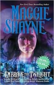 Embrace The Twilight by Maggie Shayne