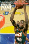 Official NBA Register 1996-97 Edition