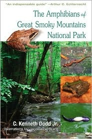 Amphibians Of Great Smoky Mountains by Kenneth C. Dodd