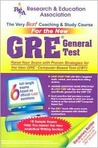 GRE General Test (REA) - The Best Test Prep for the GRE