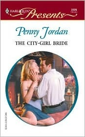 The City-Girl Bride by Penny Jordan