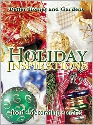 Holiday Inspirations by Better Homes and Gardens