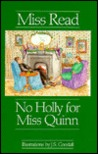 No Holly for Miss Quinn (Fairacre, #12)