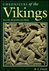 Chronicles of the Vikings by R.I. Page