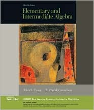 Elementary and Intermediate Algebra, Updated Media Edition [With CDROM and Access Code]