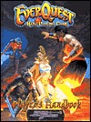 Everquest Players Handbook, Everquest RPG by Stewart Wieck
