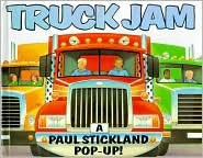 Truck Jam: A Pop Up Book
