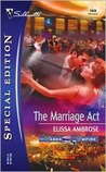 The Marriage Act (The Parks Empire, #5)