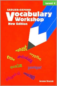 Vocabulary Workshop by Jerome Shostak