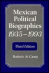 Mexican Political Biographies, 1935 1993