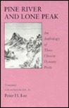 Pine River and Lone Peak: An Anthology of Three Choson Dynasty Poets