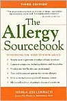 The Allergy Sourcebook by Merla Zellerbach