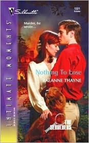 Nothing to Lose (The Searchers Vol.2)