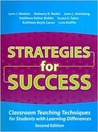 Strategies for Success: Classroom Teaching Techniques for Students with Learning Disabilities