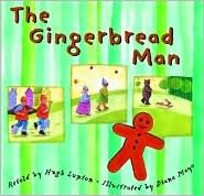 The Gingerbread Man by Hugh Lupton