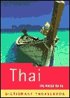 The Rough Guide to Thai Dictionary Phrasebook 2: Dictionary Phrasebook