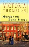 Murder on Bank Street (A Gaslight Mystery, #10)