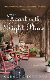 Heart in the Right Place by Carolyn Jourdan