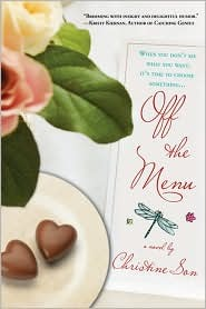 Off the Menu by Christine Son