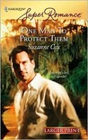 One Man to Protect Them (Cypress Landing, Book 3) (Larger Print Harlequin Superromance, No 1462)