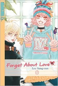 Forget  About  Love Volume 1 by Sang Eun Lee