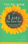 The Big Book of Lists to Live By