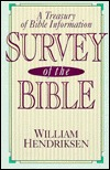 Survey of the Bible by William Hendriksen