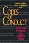 Codes of Conduct: Behavioral Research Into Business Ethics