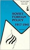 Soviet Foreign Policy, 1917-1941 (Anatolian and Caucasian Stu... by George F. Kennan