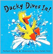 Ducky Dives in by Richard Waring