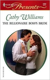 The Billionaire Boss's Bride by Cathy Williams