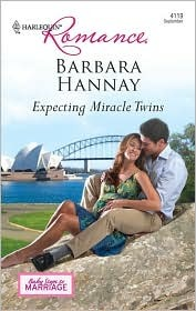 Expecting Miracle Twins by Barbara Hannay