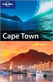 Lonely Planet Cape Town by Simon Richmond