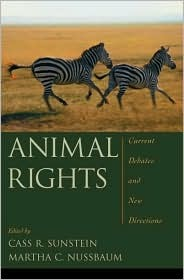 Animal Rights by Cass R. Sunstein