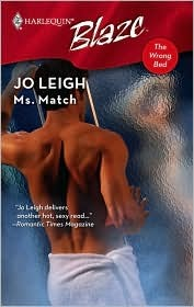 Ms. Match (Harlequin Blaze, #424)