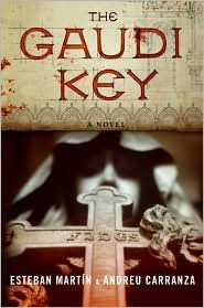 The Gaudi Key by Esteban Martin